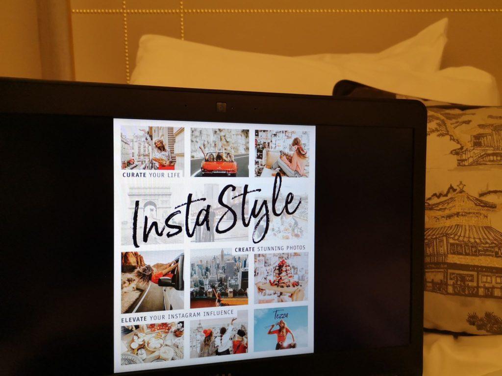 instastyle - recenzie carte - madalina pintea blog - carte despre instagram