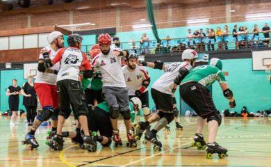 roller derby masculin sport pe role