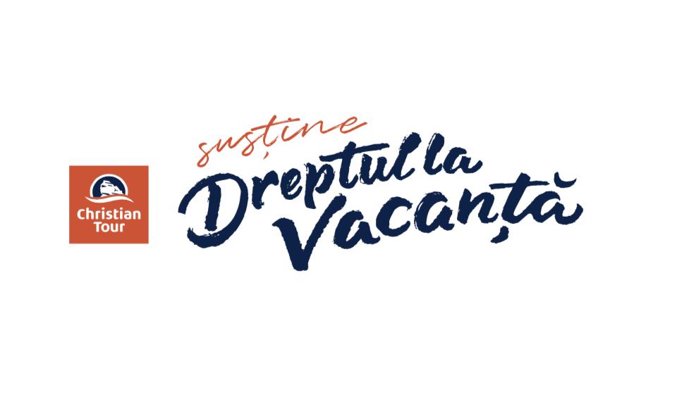 Christian tour tur operator romania agentie de turism sustine dreptul la vacanta logo