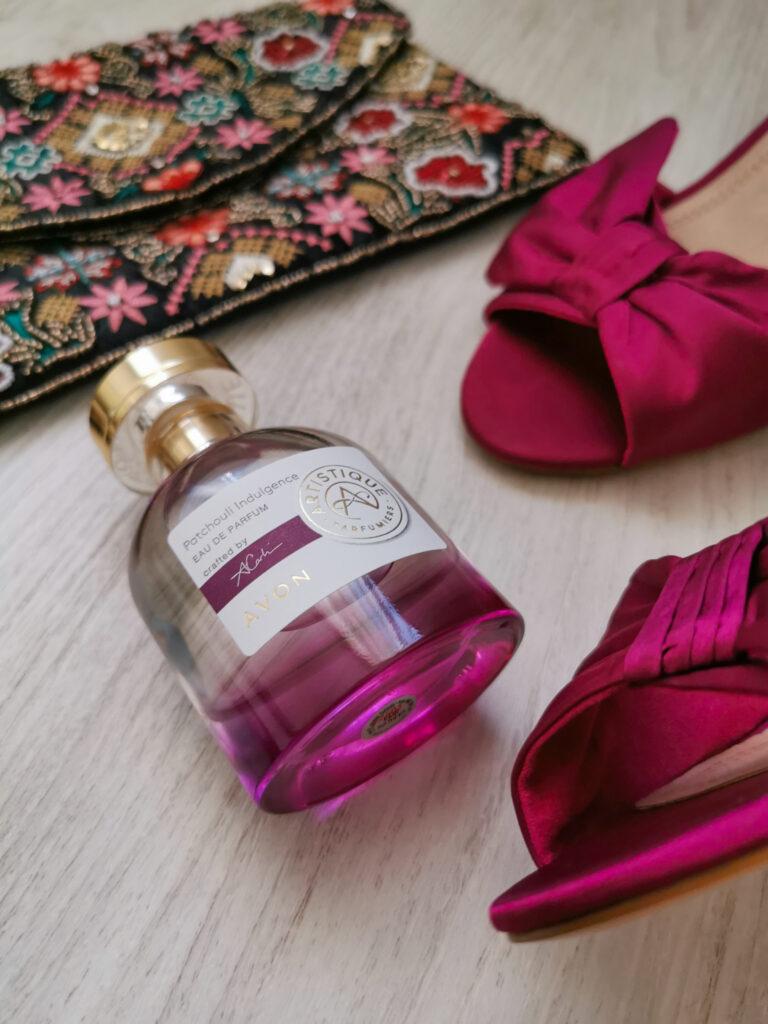Patchouli Indulgence parfum avon