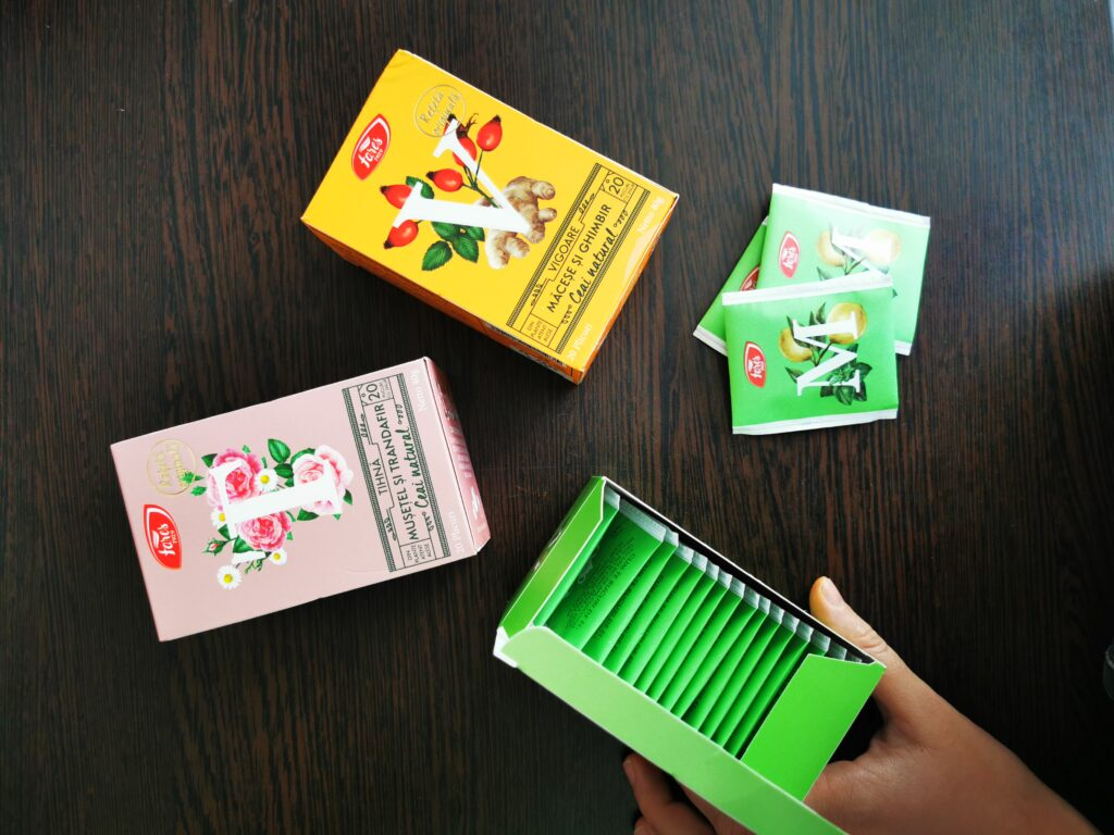 Fares ceai de plante - lifestyle de poveste